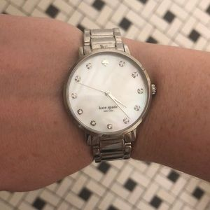 Beautiful, genuine Kate Spade watch (not outlet)